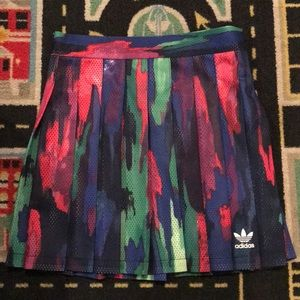 Adidas limited edition pharrell Williams skirt
